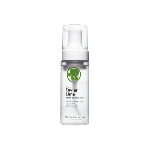 Too Cool For School Caviar Lime Hydra Bubble Toner 150ml