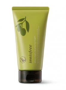 [C] Innisfree Olive Real Cleansing Foam 150ml