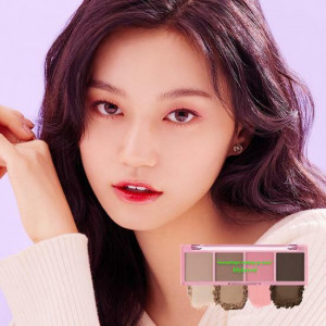 Lilybyred [Coming Up Roses Edition] Mood It Palette #04 Rose It 6g