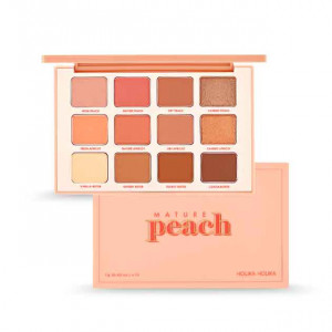 HOLIKA HOLIKA Piece Matching 12 Shadow palette [01 Mature Peach] 12g