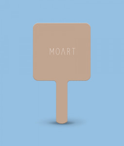 MOART Square Mirror 1ea