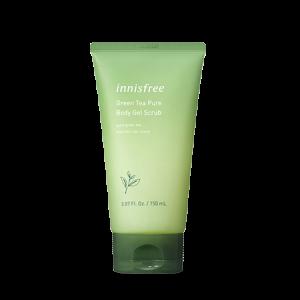 Innisfree Green Tea Pure Body Gel Scrub 150ml