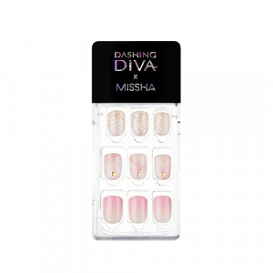 Missha x Dashing Diva Magic Press  [Pink Latte] 1ea