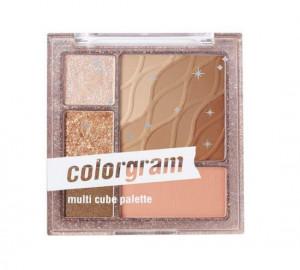 Colorgram Multi Cube Palette (#03 added)