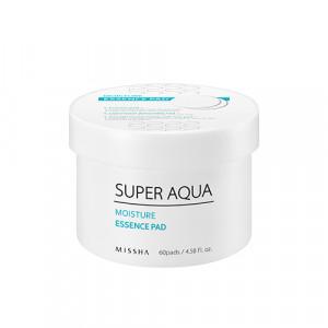 Missha Super Aqua Moisture Essence Pad 130g