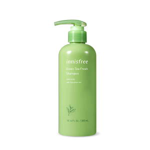 Innisfree Green Tea Fresh Shampoo 300ml