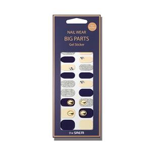 The Saem Nail Wear Art Gel Sticker 1ea