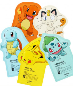 [Weekly] TONYMOLY Pokemon Mask Sheet 1pcs