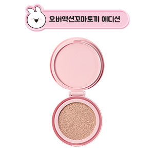 The Saem [Over Action Little Rabbit Edition] Eco Soul Power Stay Cushion 15g