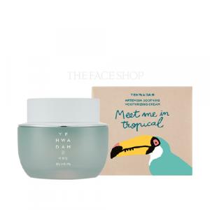The Face Shop [Summer Edition] YEHWADAM Artemisia Soothing Moisturizing Moisturizing Cream 120ml