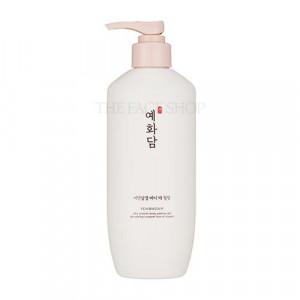 The Face Shop Yehwadam Silky Smooth Body Peeling Gel 300ml
