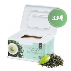 APIEU Daily Sheet Mask Green Tea 33pcs/350g