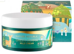 Nature Republic Green Holidays Green Derma Mild Cream 100ml