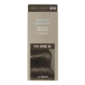 The Saem SliK Hair Color Cream  60g + 60g