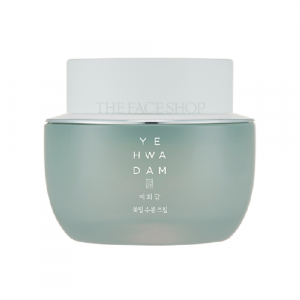 The Face Shop [Summer Edition] YEHWADAM Artemisia Soothing Moisturizing Moisturizing Cream 120ml