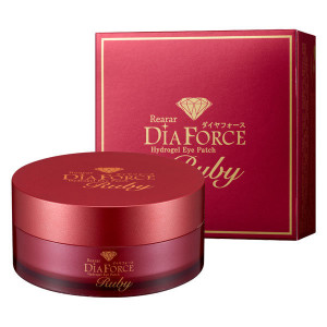 REARAR DIAFORCE Hydro Gel Eye Patch Ruby 60ea