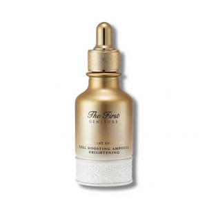 OHUI The First Geniture Cell Boosting Ampoule Brightening  30ml