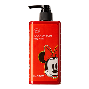 The Saem TOUCH ON BODY Acerola Body Wash (Disney Edition) 300ml