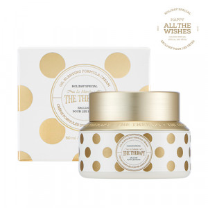 The Face Shop Holiday The Therapy Oil Blending Cream 50ml