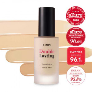 Etude House Double Lasting Foundation NEW SPF42 PA++ 30ml