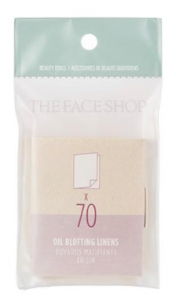 The Face Shop fmgt Daily Oil Blotting Paper 70 Sheet