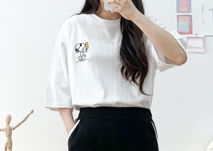 [R] Hot10 Ice Cream T-Shirt 1pcs