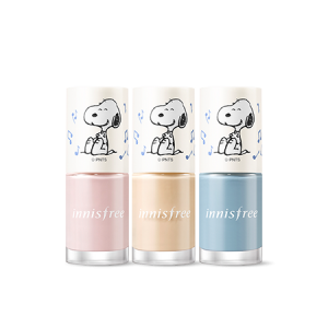 Innisfree Real Color Nail 6ml [Snoopy LTD]