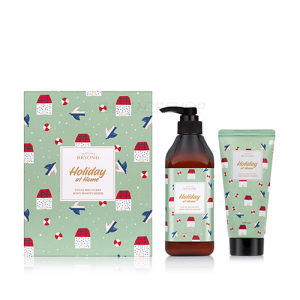 BEYOND [Holiday Edition] Total Recovery Body Moisturizer Set