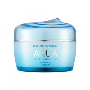 Nature Republic Super Aqua Max Fresh Watery Cream for Oily Skin 80ml