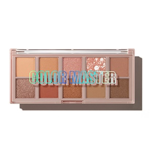 THE SAEM Color Master Shadow Palette 01 Baked Peanut 9g