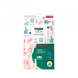 It's Skin Tiger Cica Spot Dressing Patch