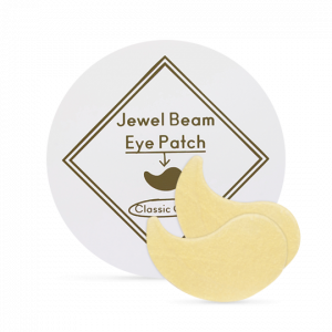 Etude House Jewel Beam Eye Patch Classical Gold 1.4g*60sheets