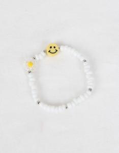 [R] Rowky Smile flower bracelet 1pcs