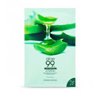 HolikaHolika Aloe 99% Soothing Gel JellyMask Sheet 23ml