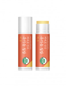 HANURSUNBIHAN Properly Made Organic Lip Balm 5g