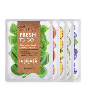 TONYMOLY Fresh To Go Mask Sheet 22g*10pcs