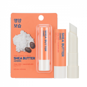 HolikaHolika Pure Essence Lip Balm Shea Butter Lip Balm 3.3g