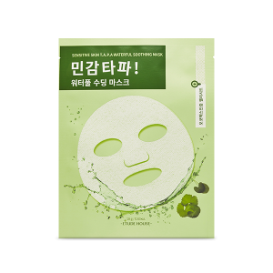 Etude House Sensitive Skin T.A.P.A. Waterfull Soothing Mask 18g