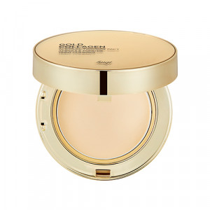 The Face Shop fmgt Gold Collagen Ampoule Two Way Pact SPF40 PA++ 10g