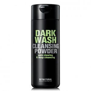 So'natural Dark Wash Cleansing Powder 65g