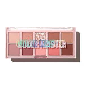 THE SAEM Color Master Shadow Palette 02 Classy Bouquet 9g