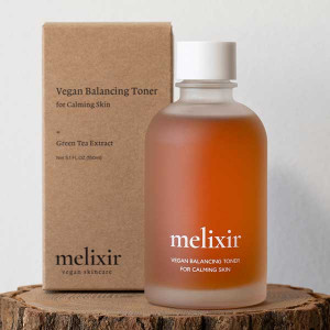 melixir Vegan Balancing Toner For Calming Skin 150ml