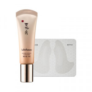Sulwhasoo Microdeep Intensive Filling Cream & Patch - 1pack (25ml + 10pcs)