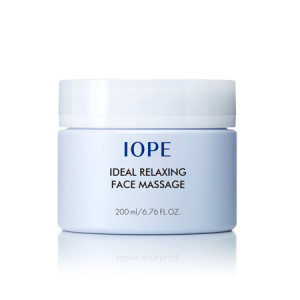 IOPE Ideal Relaxing Face Massage Cream  200ml