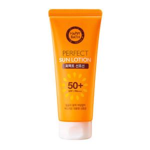 Happy Bath Perfect Sun Lotion SPF50+ PA+++ 200g