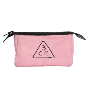 STYLENANDA 3CE Pink Rumour Pouch #Small