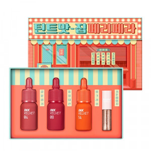 Peripera [Limited Edition] Ink The Velvet Tint  Restaurant Set