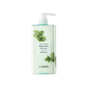 The Saem Touch On Body Mint Body Lotion 300ml