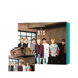 MEDIHEAL x BTS Soothing Care Special Set (5pcs+5pcs)