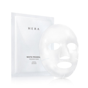 HERA White Program Radiance Mask 6PCS